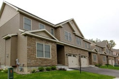 Schoolhouse Town homes 250